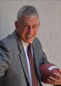 Dick Brockett, Football