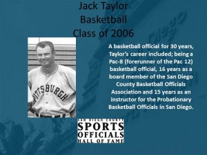 Jack Taylor, Basketball