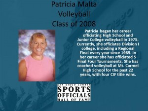 Patricia Malta, Volleyball