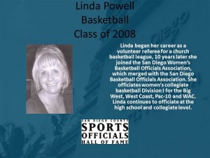 Linda Powell, Basketball