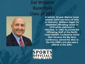 Dal Williams, Basketball